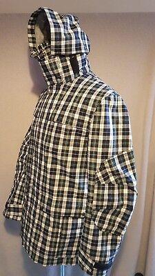 COMMES DES GARCONS X JUNYA WATANABE Mans Waterproof Jacket Size: M EXCELLENT CON
