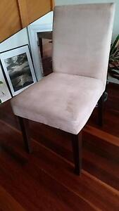 HIGH BACK DINING CHAIRS 5 in total Woonona Wollongong Area Preview