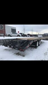 Wanted Pintle hitch trailer