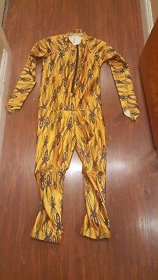 Used DOWNHILL SPYDER Ski suit d96aa3d7acc9c