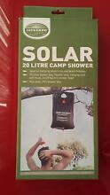JACKEROO 20 Litre CAMPING SHOWER – SOLAR – NEW St Clair Penrith Area Preview