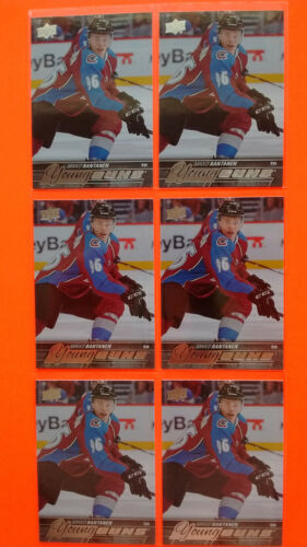Lot Of 6 Ud 2015-16 Young Guns Yg Rookie Rc Upick