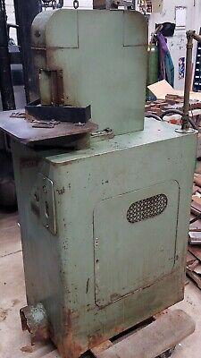 Di-acro 6 X 6 Power Notcher 16 Guage Cap. Diacro 1203 Notcher