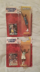 Basketball figurines & Trading cards x2 1994 Gawler Gawler Area Preview