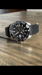 TAG HEUER WAY201A/ automatic/ NEW
