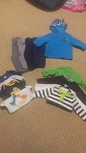 Boy 3-6 month lot