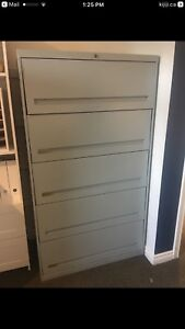 FILING CABINET WITH KEYS! 2 available