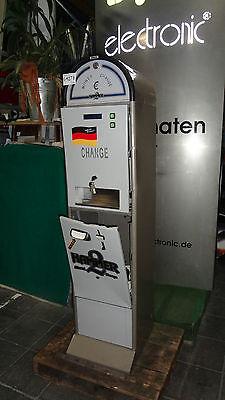Hammer 2 Geldwechsler Wechselautomat, Wechlser, Tresor, G4278