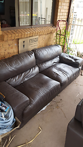 Lounges pair. MAKE OFFER Rosemeadow Campbelltown Area Preview