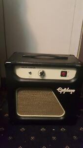 Epiphone Valve Junior Combo 5 watt Tube Guitar Amp with 8