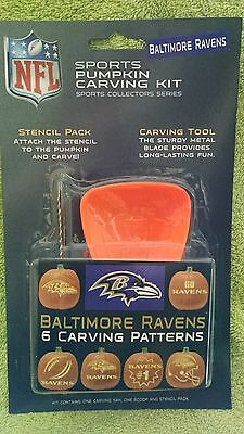 Baltimore Ravens NFL Officially Licensed Pumpkin Carving Kit, Halloween football](Halloween Baltimore)