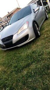 Genesis coupe premium