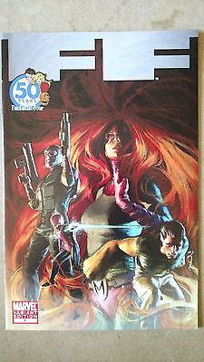 Ff  1 First Print Djurdjevic Variant Marvel Comics  2011  Fantastic Four Medusa