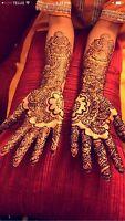 Henna tattoos / mehndi