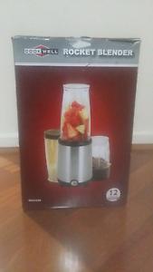 As New Cook well brand 17 piece Rocket Blender Bassendean Bassendean Area Preview