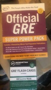 SEALED Gre Official Super Power Pack with flash cards.