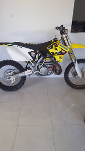 2007 RM 250 two stroke SWAP Champion Lakes Armadale Area Preview