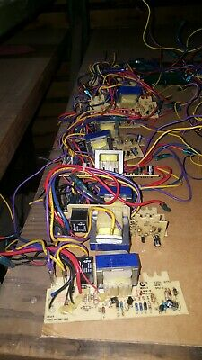 Transformer Im130-1501a Kb Circuit Board Pac-202 Wbestar Relay Bs-115 Lot Of 10