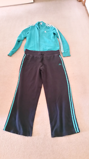 Ladies size 16 adidas track suit