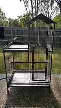 Large bird cage with built-in play pen Flinders View Ipswich City Preview