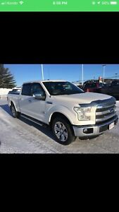 2015 KING RANCH ... TRADED MARCH 1st AT DEALER.