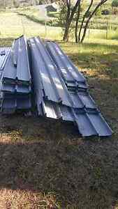 Second hand roofing iron Otago Clarence Area Preview