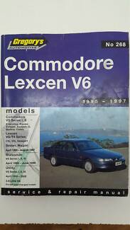 GREGORYS COMMODORE LEXEN******1997 SERVICE & REPAIR MANUAL-#268 Smithfield Parramatta Area Preview
