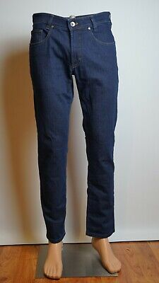 Atelier Gardeur Dark Blue Used Men Jeans Size 31/30 Impressive High Fashion item