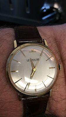 14k Men's Lecoultre Watch