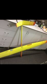 Rc pro glider plane