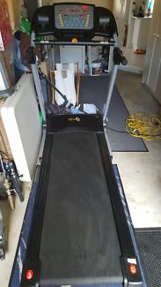 NEW ..EVO healthstream treadmill