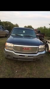2005 Chevy parts truck