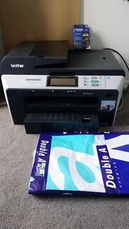 Brother DCP-6690CW Printer-Scanner Carlton Melbourne City Preview