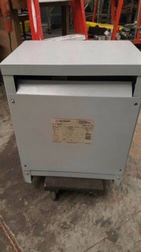 Cutler-Hammer 480 Transformer 3 Phase