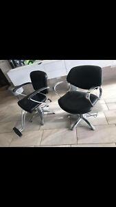 Chaises de coiffure à vendre