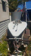 Laser trailer Sailer Largs Bay Port Adelaide Area Preview
