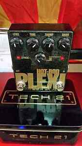 PRICE DROPPED Tech 21 Hot Rod Plexi Quakers Hill Blacktown Area Preview