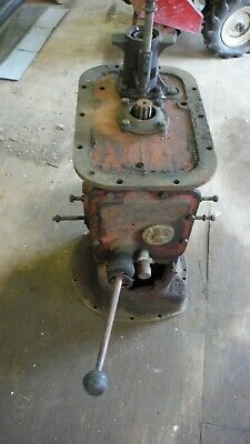 Ford 8n Tractor Transmission. Complete Take Out. Xlent Condition.