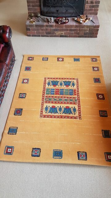 Perfect Condition Stylish Modern Rug