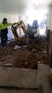 Excavation and concreting- concrete removal cutting soil removal Horsley Park Fairfield Area Preview