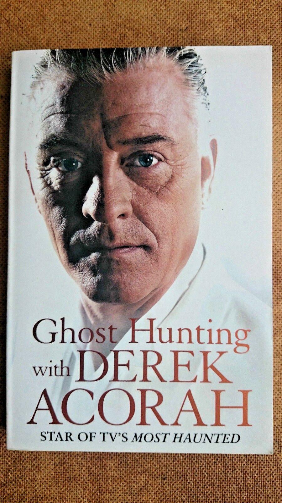 Ghost Hunting with Derek Acorah by Derek Acorah (Paperback, 2005)