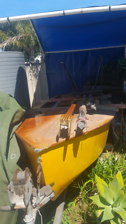 Heron trailer sailer