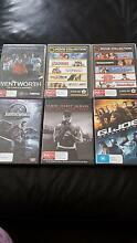 13 MOVIES ALL UP PLUS COMPLETE SEASON 3 OF WENTWORTH Lorn Maitland Area Preview