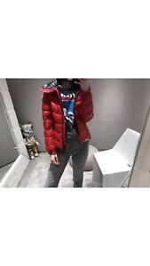 Red Moncler Small-med