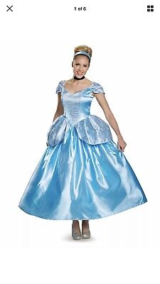 Costumes For Cinderella (Disney Princess Cinderella Costume For)