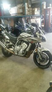 2002 Yamaha FZ1