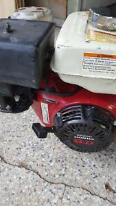 Honda GX240 8HP engine for sale- reduced price-