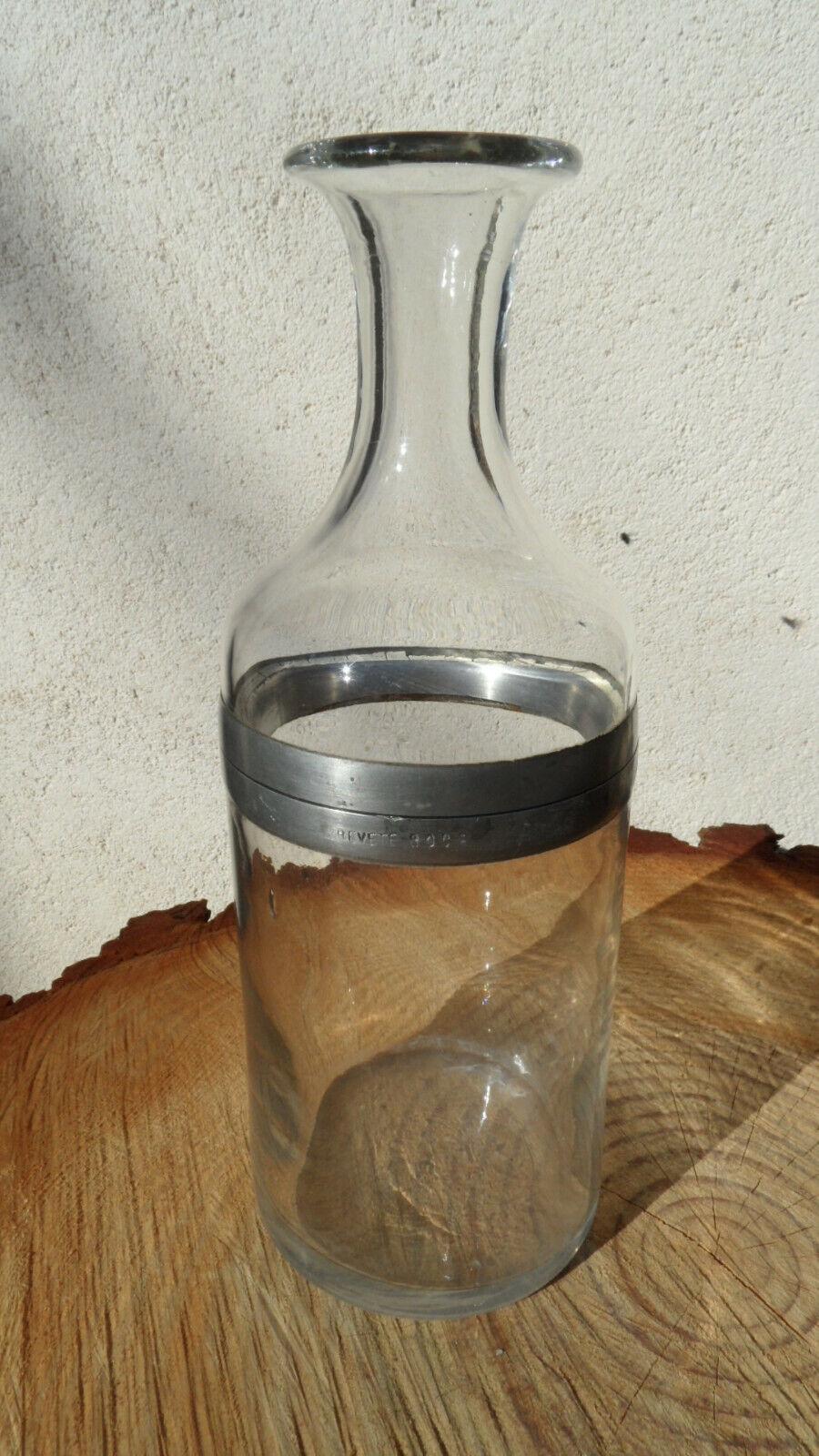 Rare et ancienne carafe absinthe en très bon état
