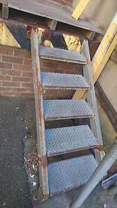 Stairs , steel , 1m x 1.3 , easy to remove , Kogarah Kogarah Rockdale Area Preview