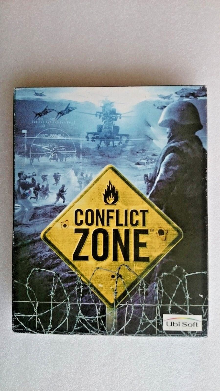 Conflict Zone (PC Windows 2001) - Big Box Edition